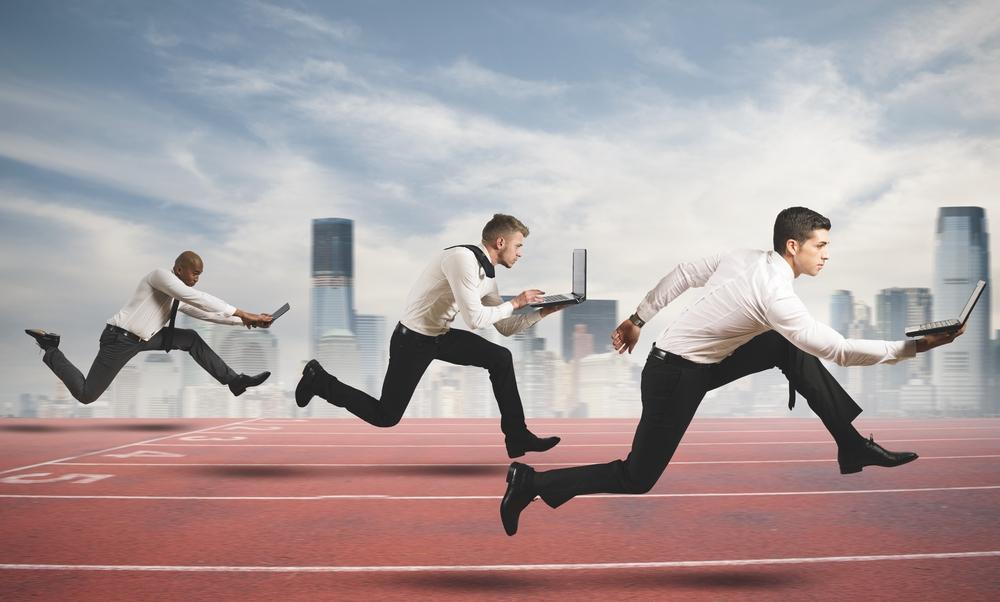 Strategi Bisnis: Begini Cara Bersaing Dengan Kompetitor Baru