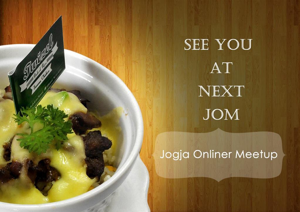 Jogja Online Meetup ke 11Dapat FREE Website Jejualan