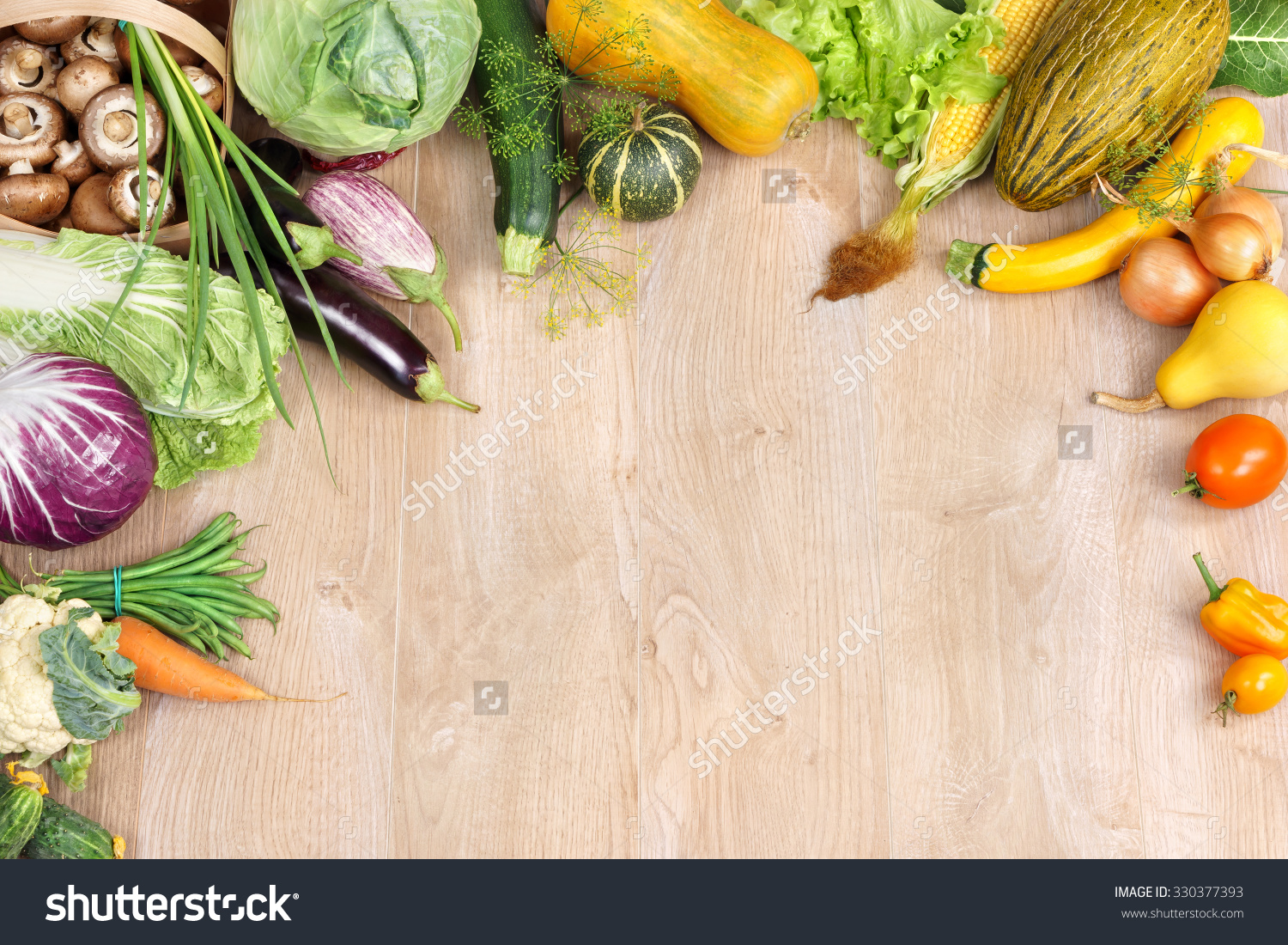 Food background studio photo of different fruits and vegetables - Stock Photo Healthy Foods Background High Resolution Product
