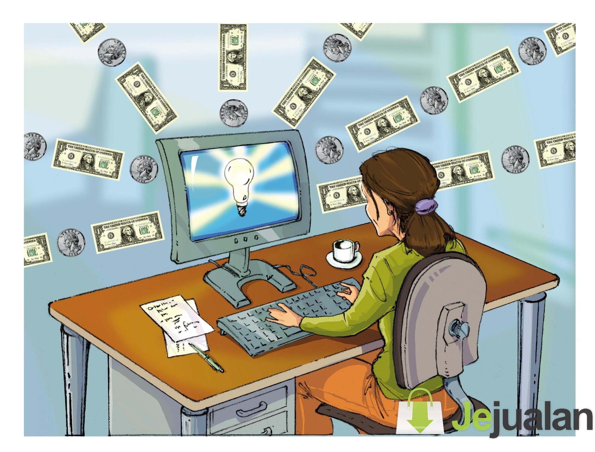 Bisnis Online Bagi Pemula, Berikut Tips-nya!