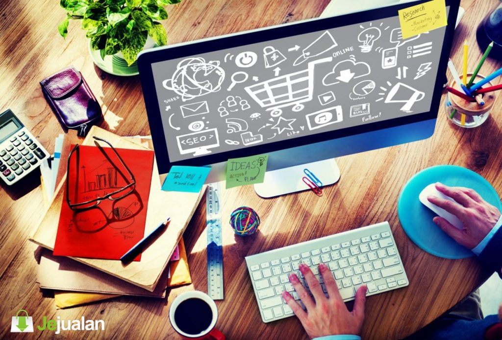 karakteristik media online