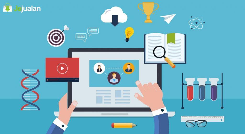 pakai promosi online baik gratis dan berbayar untuk bisnis anda