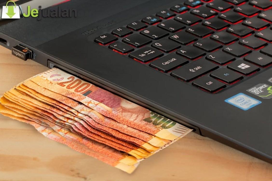 Cara Dapat Uang Dari Internet Dengan Modal Kecil