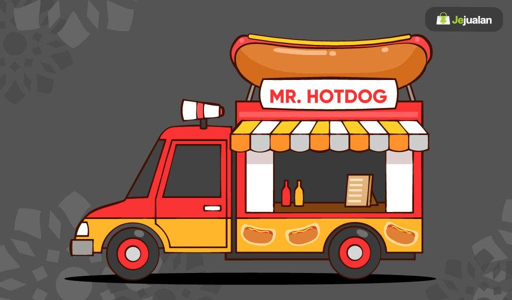 cara memulai bisnis food truck