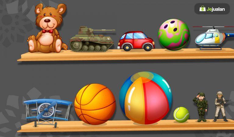 Rincian Biaya Modal Usaha Mainan Anak dan Keuntungannya