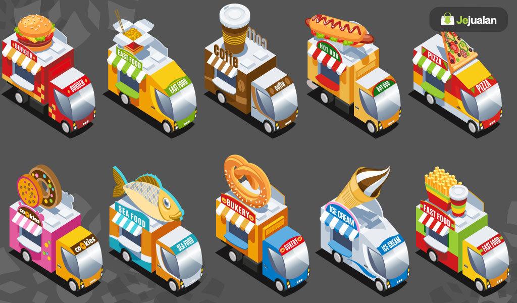 Usaha food truck