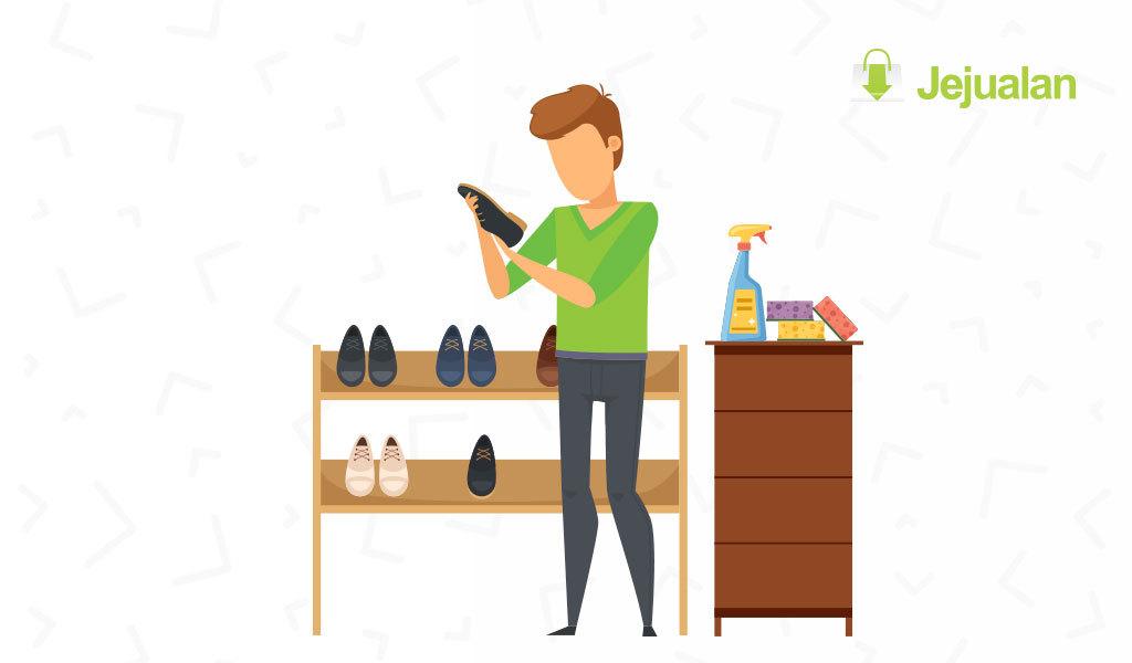 Peluang Usaha Bisnis Cuci Sepatu