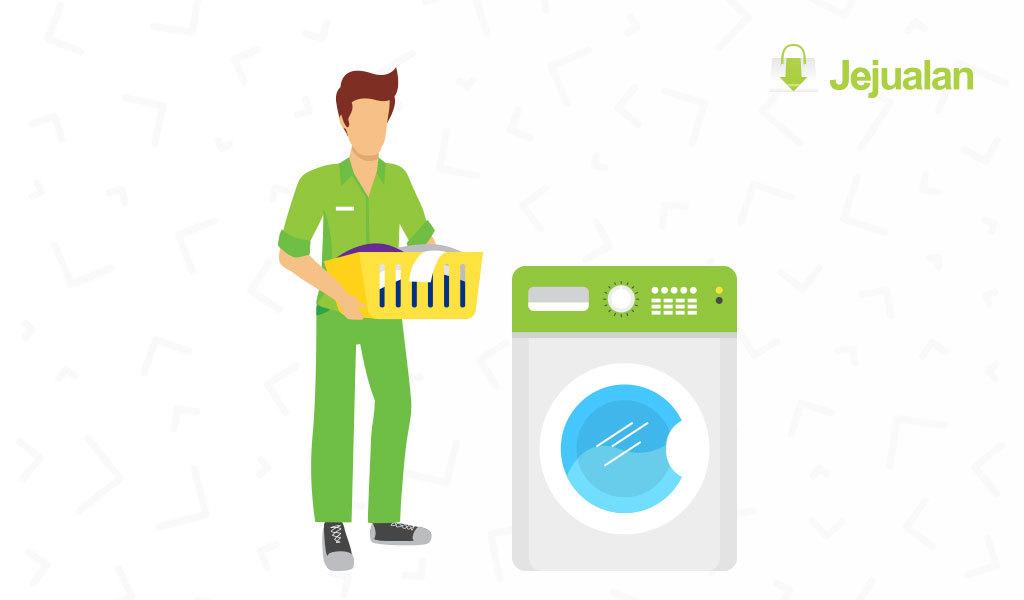 tips bisnis laundry kiloan