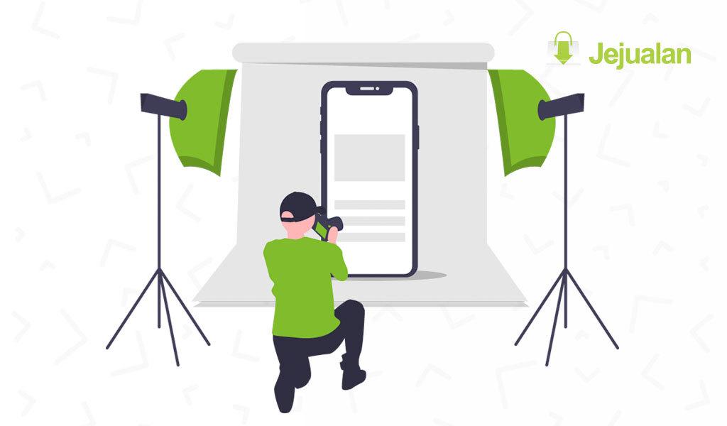 cara menjual foto di Internet