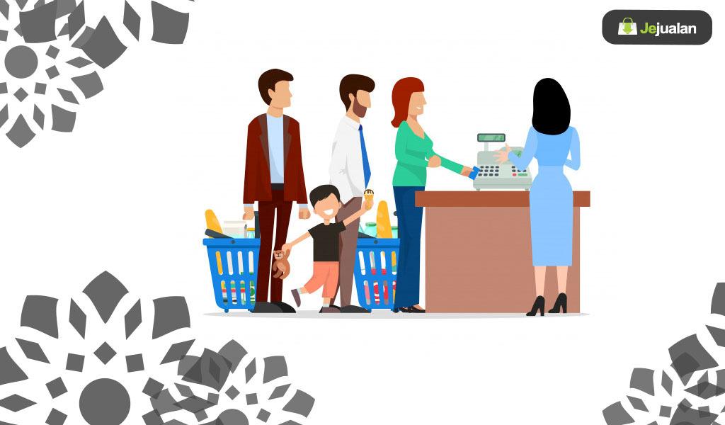 strategi menarik pelanggan