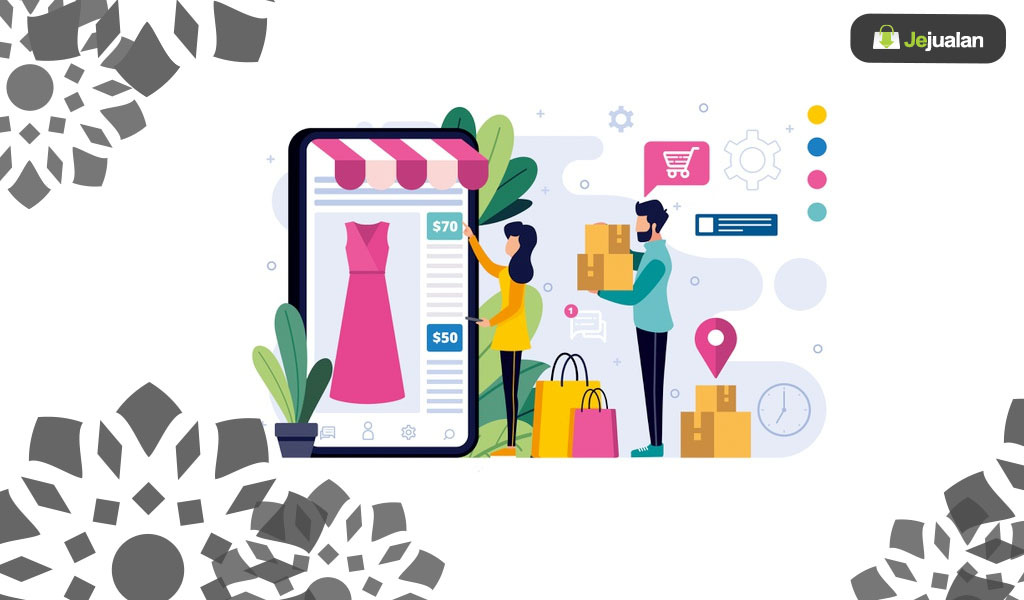 strategi pengiriman barang toko online