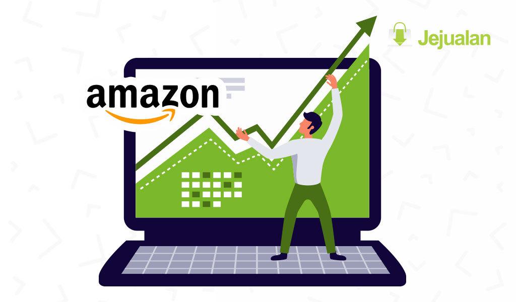 strategi pemasaran amazon