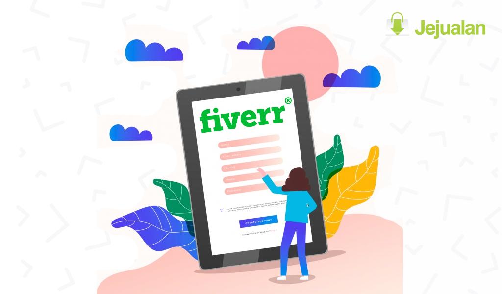 Cara Menggunakan Fiverr Dan Kiat Sukses Di Fiverr