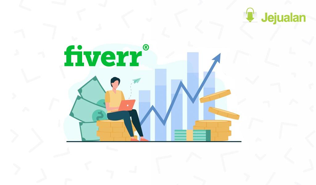 cara menghasilkan uang dari fiverr