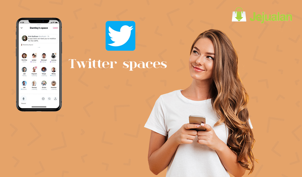 twitter spaces