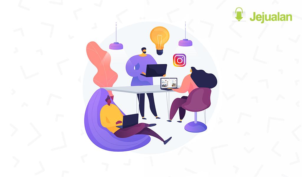 strategi Instagram marketing